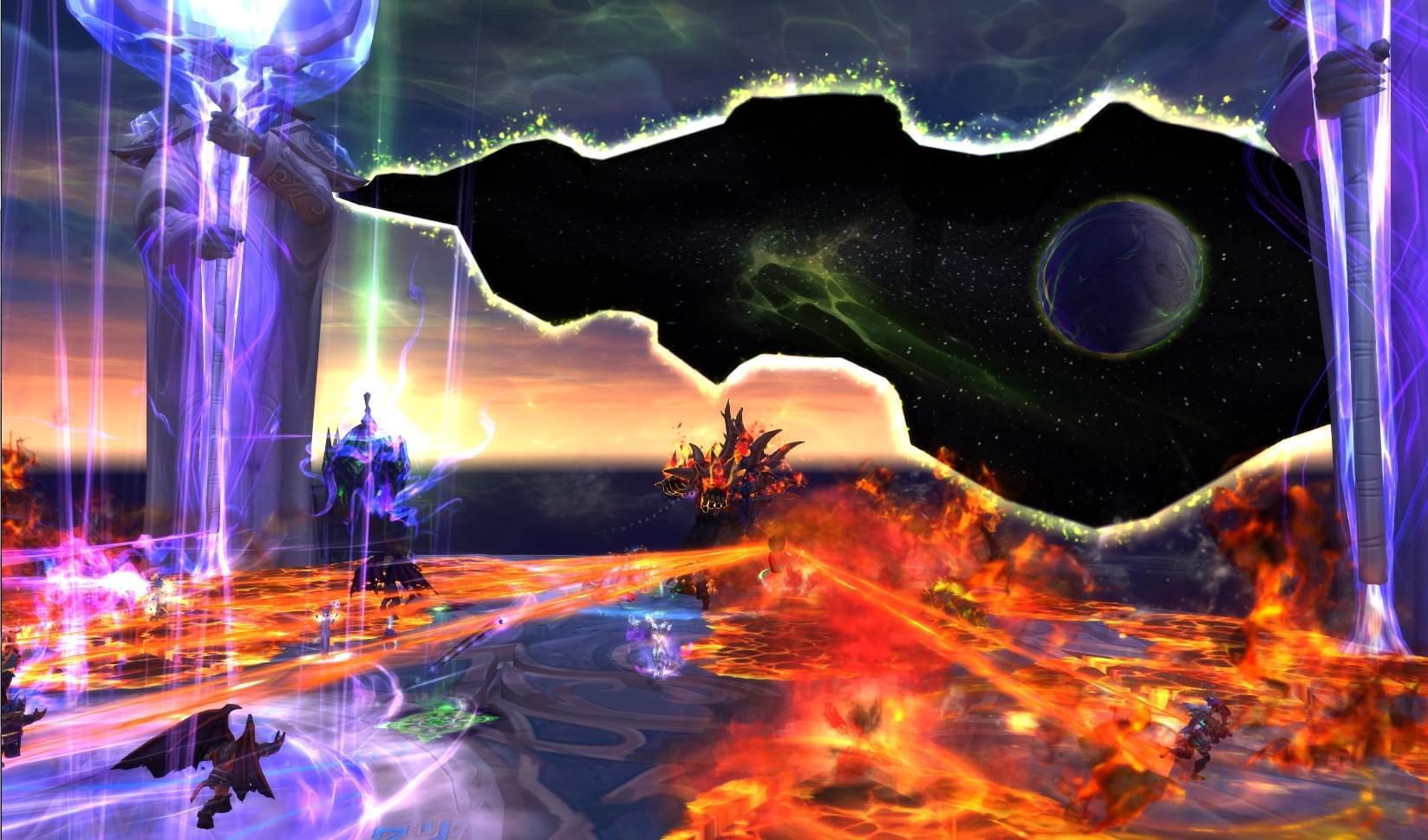 魔兽5月13日集合石活动回顾:联盟英雄暗夜要塞
