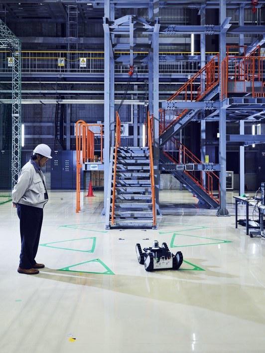 人怕辐射太高而死 清理日本福岛核危机要靠机器人