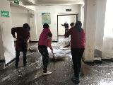 共建清洁社区 共享美好生活——钱湖丽园社区志愿者在行动