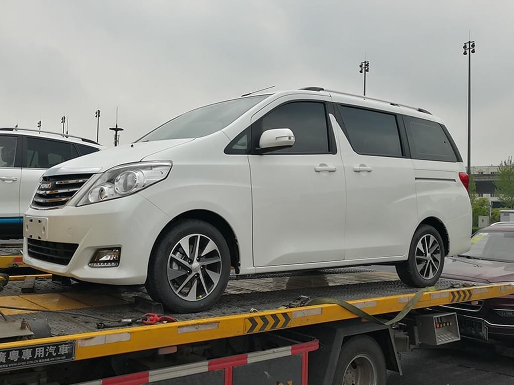 2017上海车展探馆:野马M70实车首次曝光