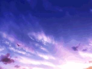 珠海天空这么美,没想到0基础也能画出来!