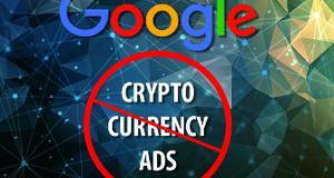 谷歌封杀数字货币广告
