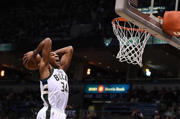 NBA官方否認字母哥假受傷 雄鹿GM:他傷到不敢動