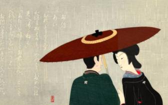 日本和伞韵味不减 · 清爽淡雅 清新雅致