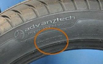 胎压明明加够了 可轮胎还是有点瘪!怎么回事?