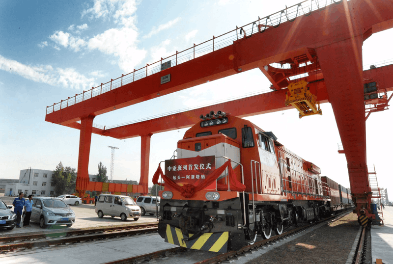 【重大项目新突破】铁路运营总里程达到1.37万公里