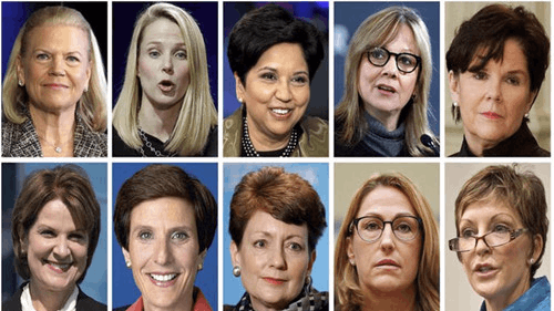 2016年收入最高的10位女CEO:雅虎梅耶尔排第二