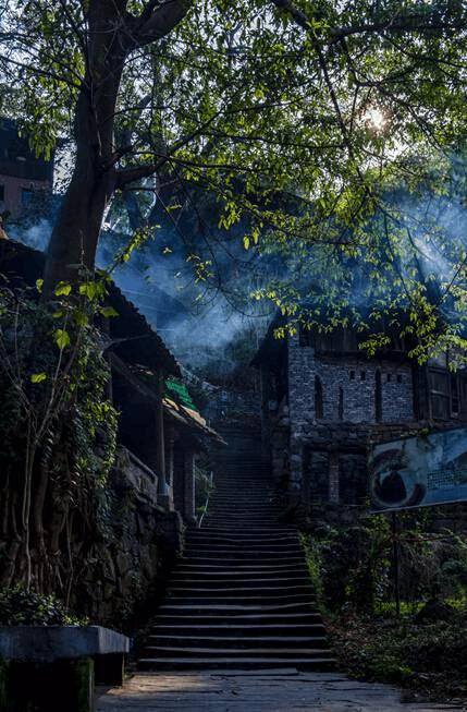 穿越盐马古道 看东溪历史烟云