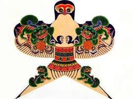 《中国范儿》风筝:飞翔千年的风中传奇