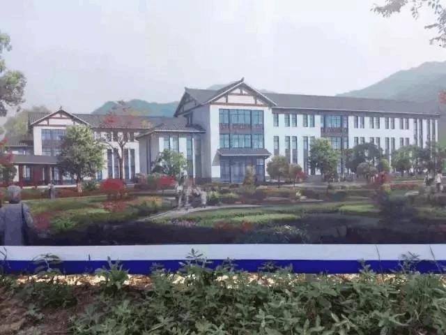 石首将建生态康养旅游小镇 效果图曝光