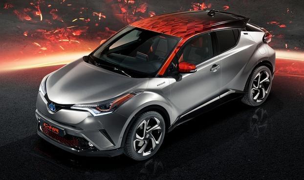 丰田:混动在欧销量占比50% 将推高性能混