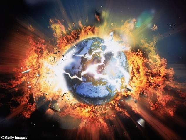 统计学家计算人类今年灭绝概率:1/500