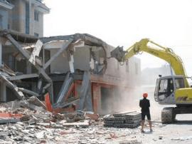 吹响社区拆违拆迁及环境提升攻坚行动号角