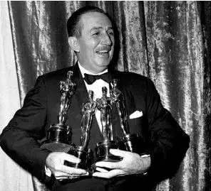 这个拿奥斯卡奖最多的人,已经去世五十年了