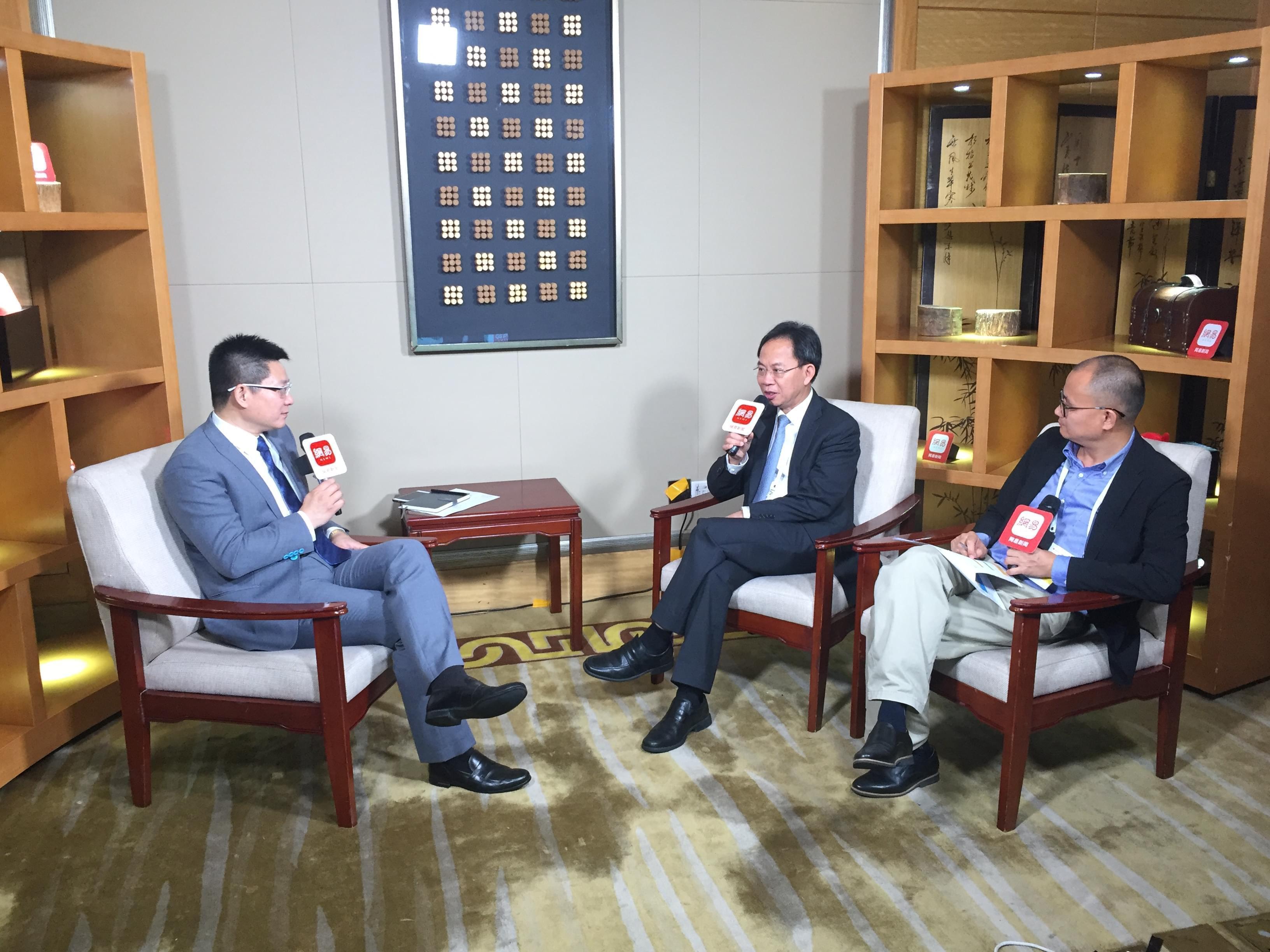 姚长盛对话邱晓华:中国改革制度红利如何释放?