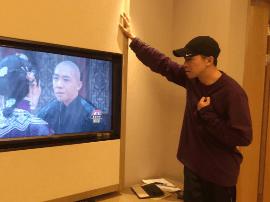 俞灏明实力模仿扎心片段 网友:是戏精本人了