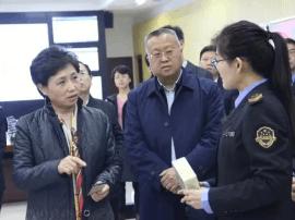 运城市委书记王宇燕调研食品安全城市创建工作