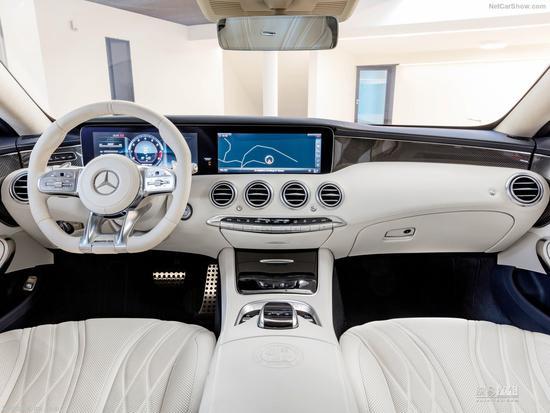 新款梅赛德斯-AMG S63轿跑版6月首发