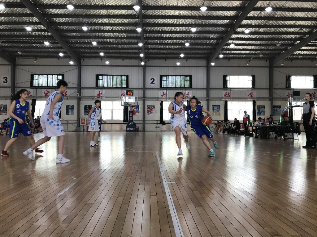 U17女篮青年联赛:清华附中大胜辽宁 东莞擒吉林