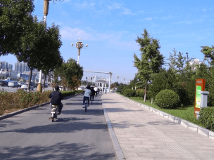 """邯郸:26条主干道""""串出""""古城文明"""