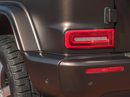 外刚内柔的换代 奔驰全新一代G级正式发布