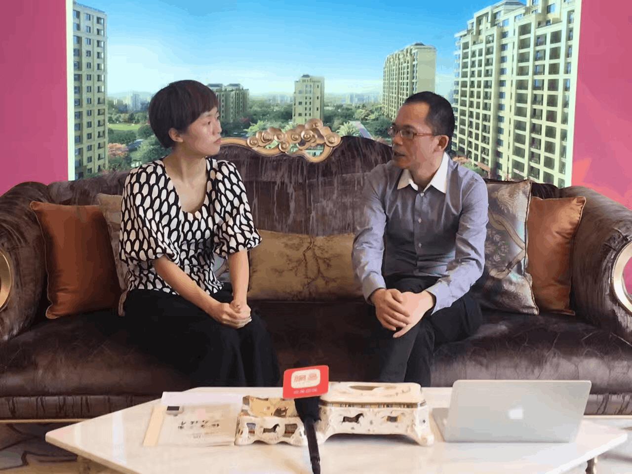 网易房产大咖第2期——对话中梁北区域公司董事长:何剑