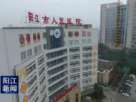 阳江市人民医院新住院大楼明年春节前竣工