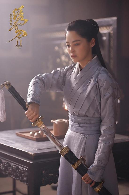 视频上线《绣春刀2》辛芷蕾上演侠女杀眼神白兔养图片