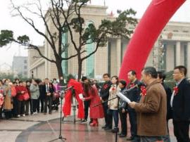 微电影《最美媳妇薛俊兰》在文水县开机
