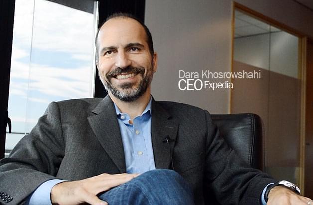 传Uber新CEO选定:为线旅游网站Expedia CEO