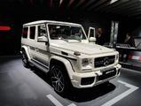 法兰克福车展:奢华感进一步提升 AMG G级特别版亮相
