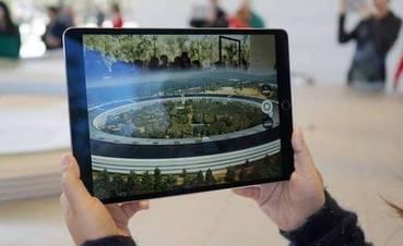 苹果首次对公众开放新总部,带你去看看