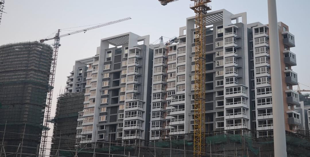 9月乌鲁木齐新建商品房成交量环比上涨58.59