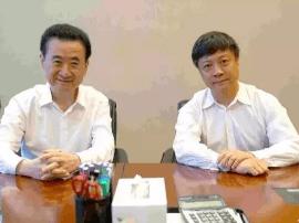 孙宏斌:柳传志天生有领袖气质