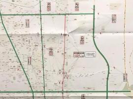 8月1日太原市双塔南路改造工程开工