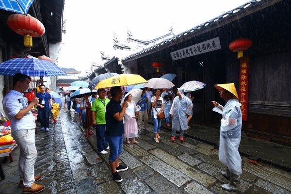 全国40余家网媒走进洪湖 感受革命情怀