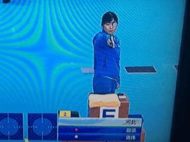 石家庄赵须摘得10米气手枪男女混合团体赛金