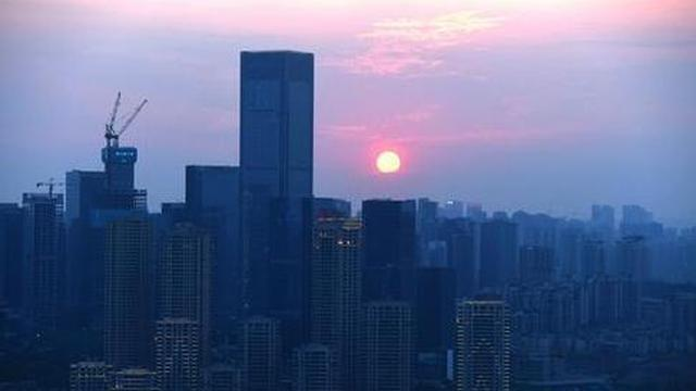 土地成交额涨逾四成 中国楼市库存创31个月新低