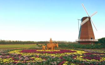 台州已建成15个森林公园和5个湿地公园
