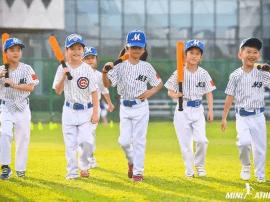 投出希望,捕住梦想!小投手你们准备好了吗?