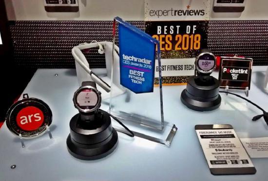 CES 2018运动健康类产品精彩不断