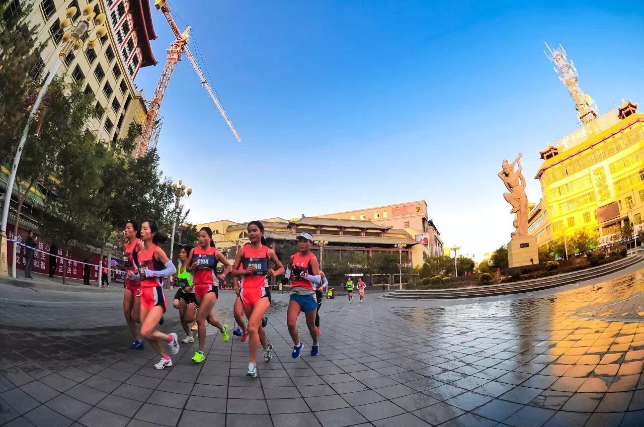 敦煌双遗马拉松报名开启 五一带上跑鞋去旅行
