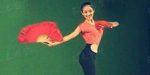 章子怡15岁舞蹈比赛旧照曝光
