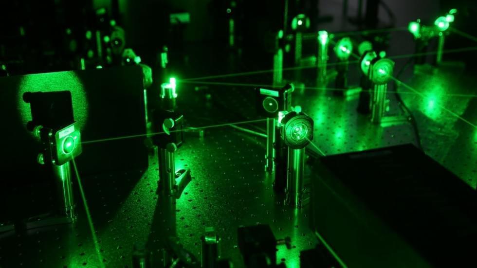 光量子新算法或能实现大规模运算