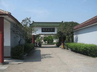河津城区办敬老院项目大楼主体已完工