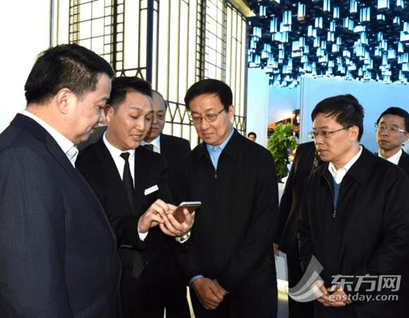 韩正:做强国企主业 有序推进职业经理人制度改革