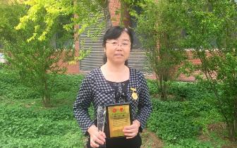 中小学|衡水一中教师杜娟荣获全国中小学外语教师园丁奖