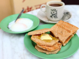 吃遍全世界的早餐