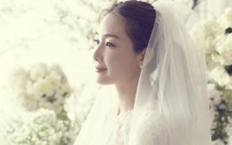 崔智友婚礼照片公开!神秘新郎只露背影不露脸