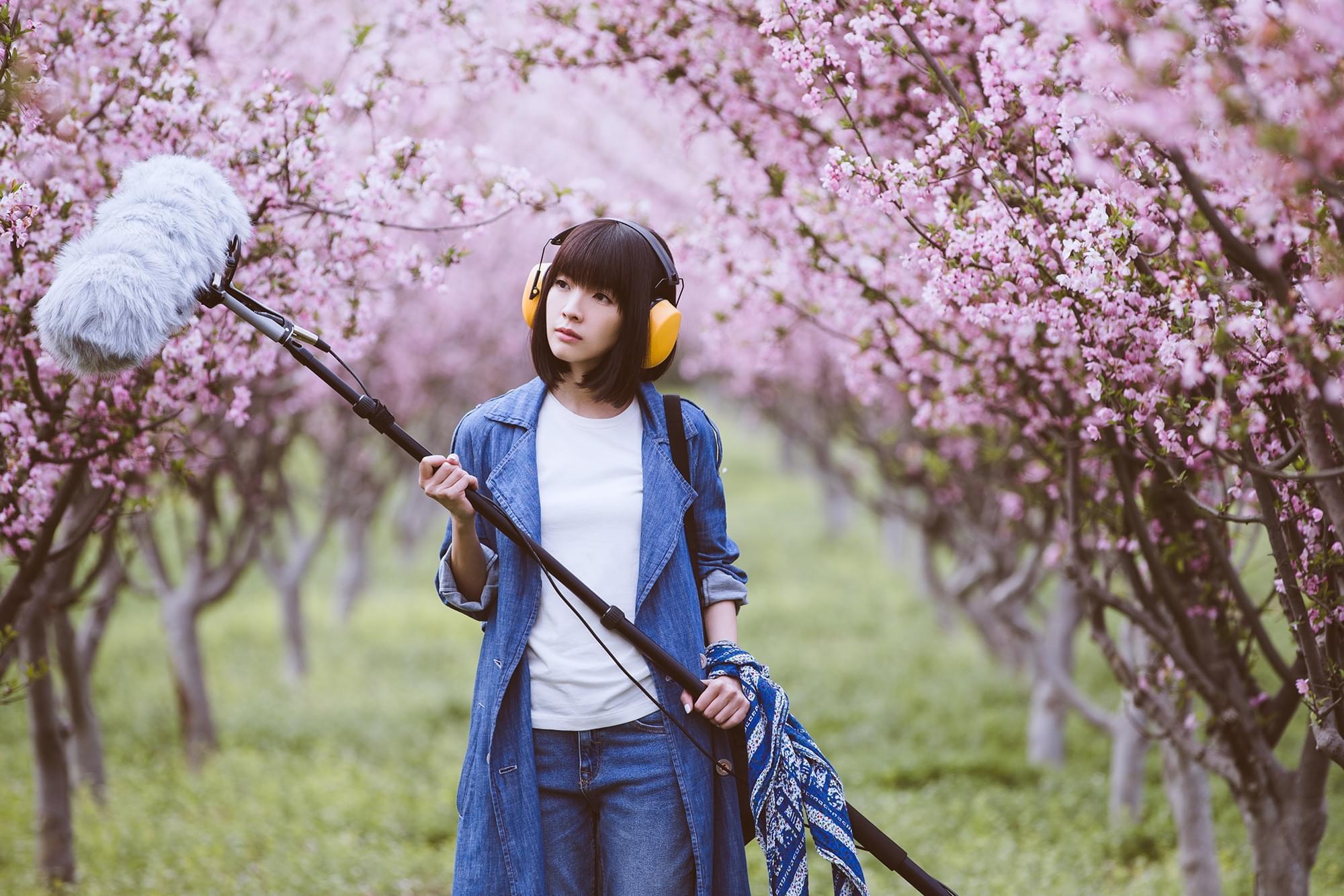 郭美美《你能听见吗》MV发布 收集纯爱之声